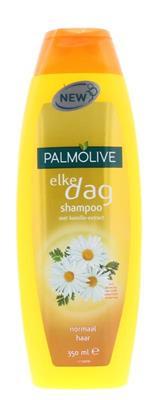 Elke dag shampoo slecht
