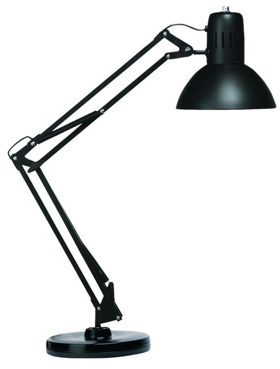 Success 66 fluorescentie lamp zwart