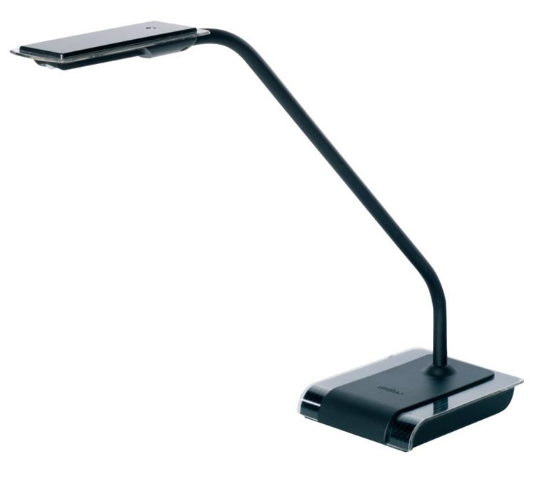 Sensation led lamp zwart for Lampen 500 lux