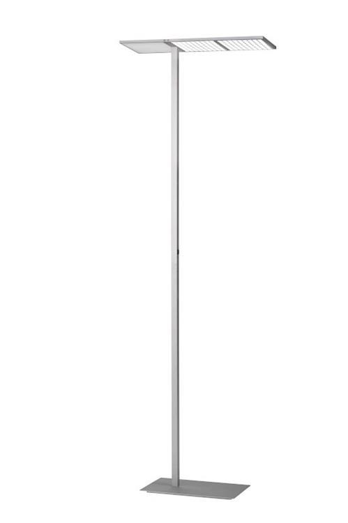 Reverso led vloerlamp zwart for Lampen 500 lux