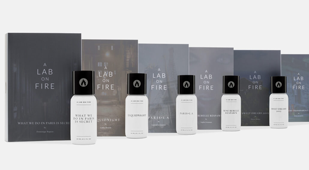 A Lab On Fire Perfume
