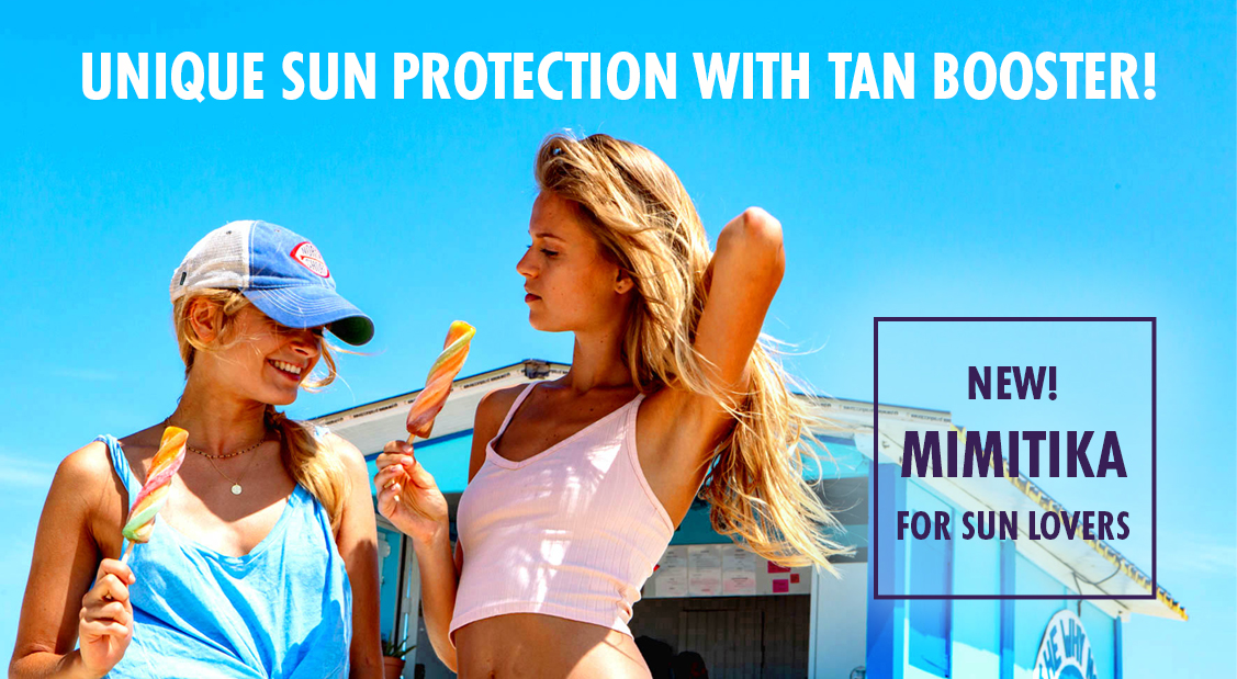 Mimitika - suncare for sun lovers | COSMANIA