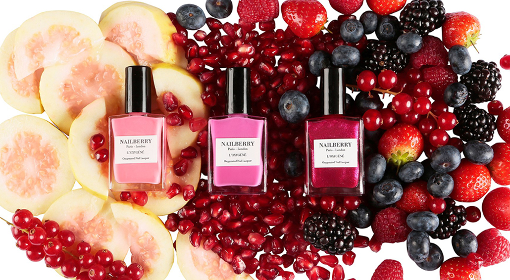 Nailberry L'Oxygéné - breathable nail polish - color your nails healthy