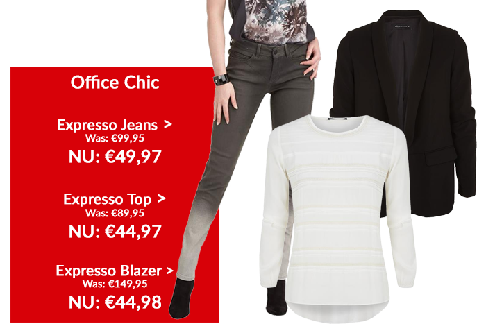 Expresso Outfit 2: Office Chic