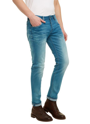 Cast Iron jeans blue