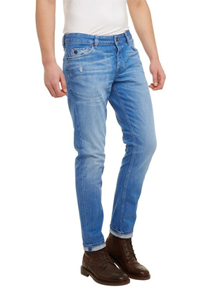 Cast Iron jeans light blue