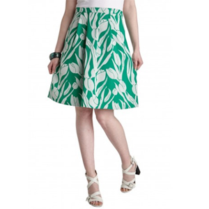 Expresso green skirt