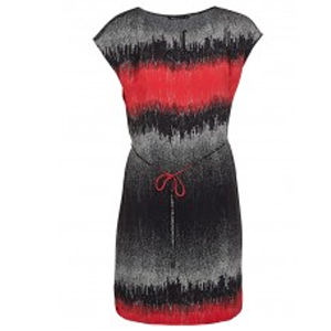 Expresso Dress red