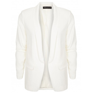 Expresso off white blazer