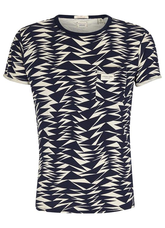 Scotch & Soda T-shirt | De Mannen van Brandhof