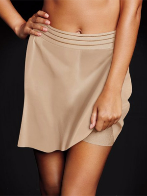 Maidenform skirt shaper