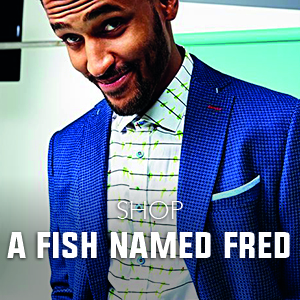 A Fish Named Fred overhemden