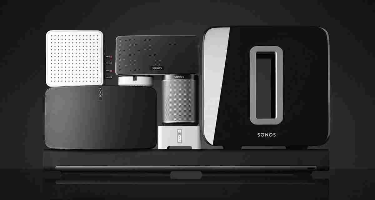 Apollo is officieel SONOS dealer