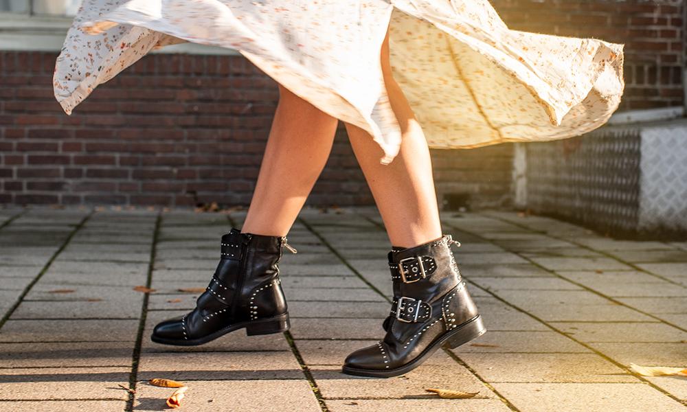 hoe te kopen sneakers voor goedkoop aankomen Biker boots voor dames online shoppen | Groot aanbod | VAN DALEN