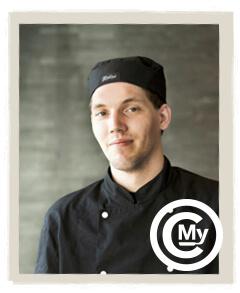 MyCOOKS chefkok Jeffrey