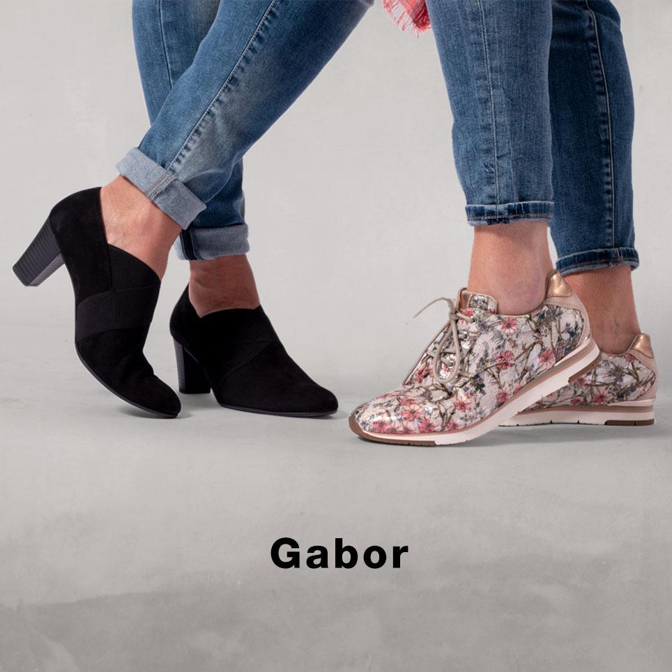Gabor damesschoenen in onze winkel