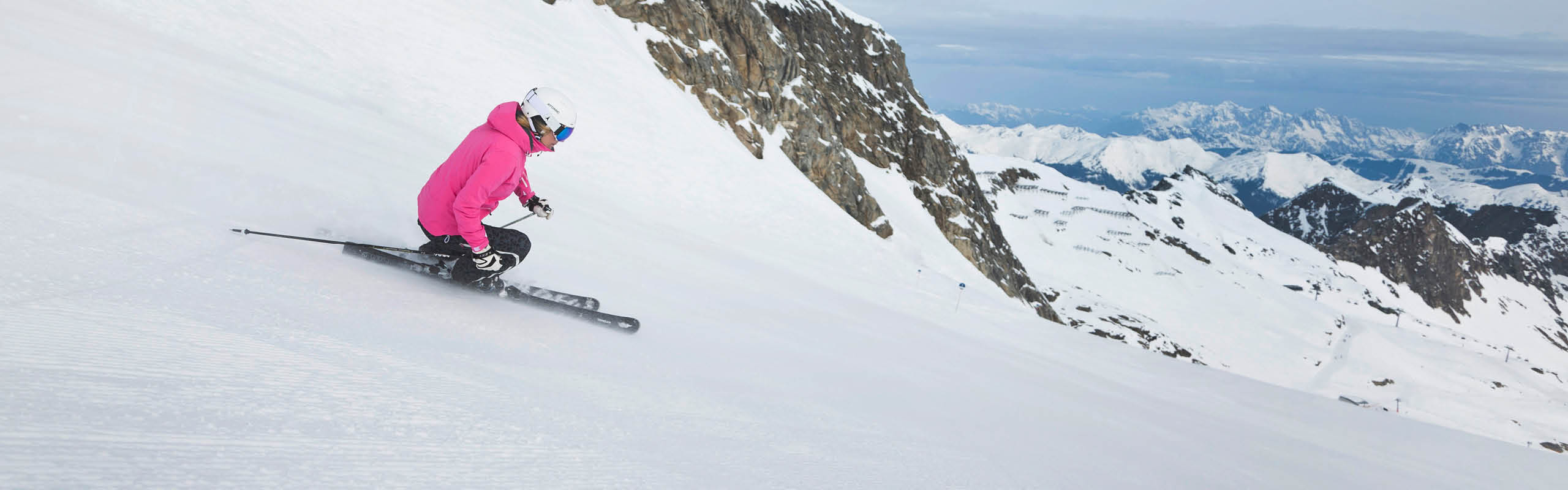 Atomic Cloud skis voor dames