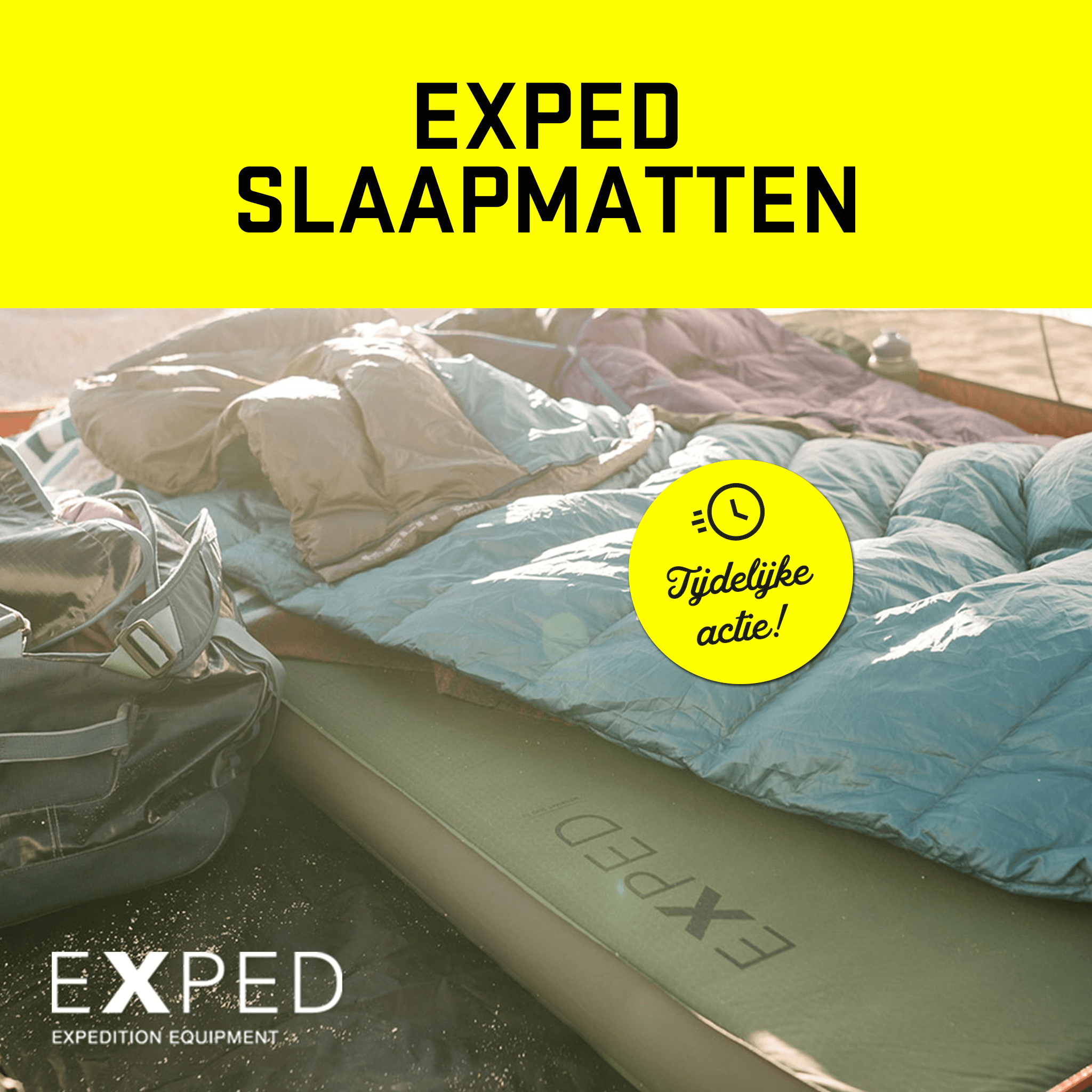 Exped Slaapmatten