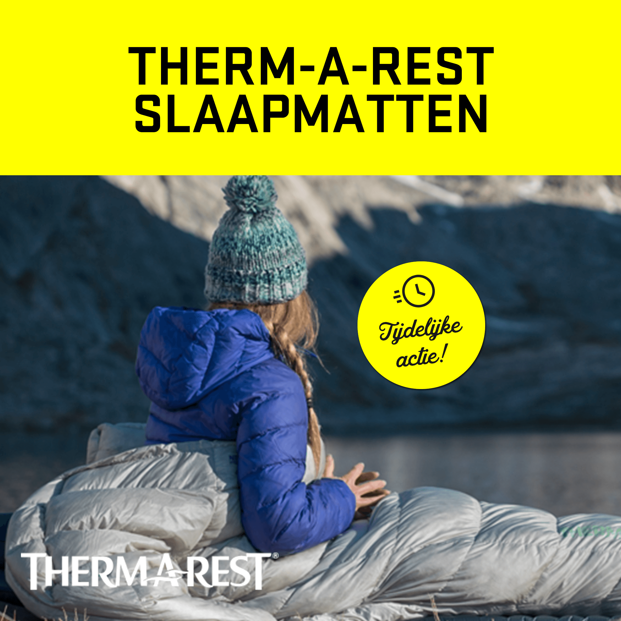 Therm-a-rest Slaapmatten