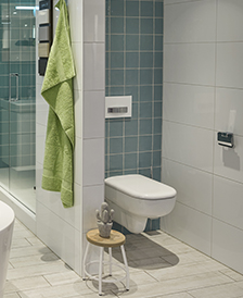 TIP) Baderie badkamers op maat bij Geels Woonwarenhuis