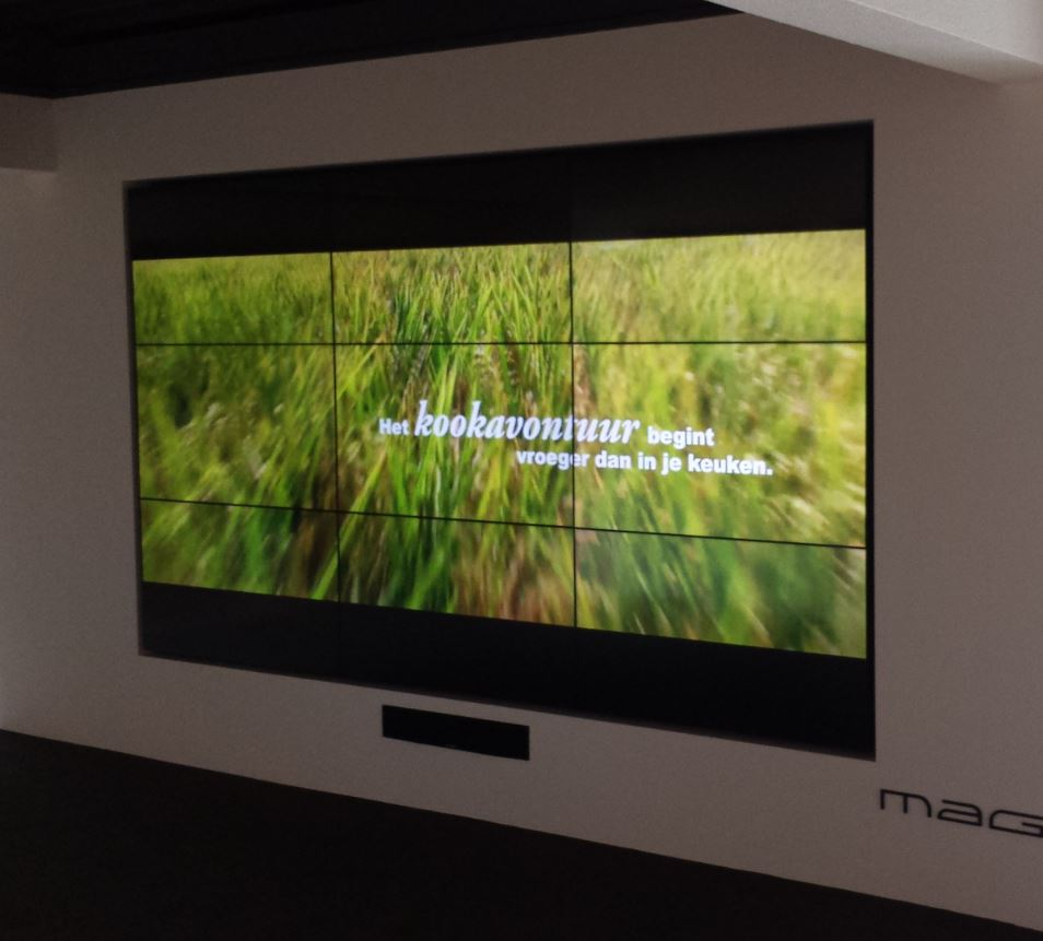 Vidiwall, videowall, video wall