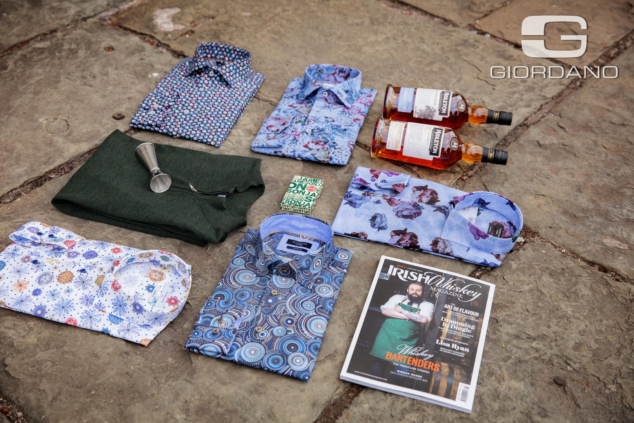 7868e4334c8ae7 Giordano hemden zijn van hoogwaardige materialen samengesteld waardoor je  een hele poos plezier zult hebben van deze prachtige en luxe overhemden.