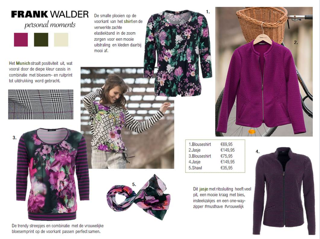 Ontdek Frank Walder mode, maat 40 tm 48 bij Huiskes Mode