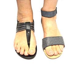 Nieuw Slippers aan je voeten, kan het nu wel of niet? Het grote slipper CW-59