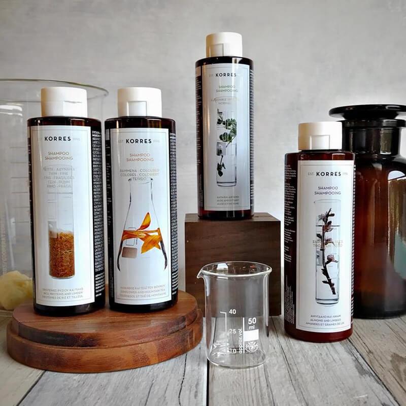 Korres Shampoo 3d372dadc