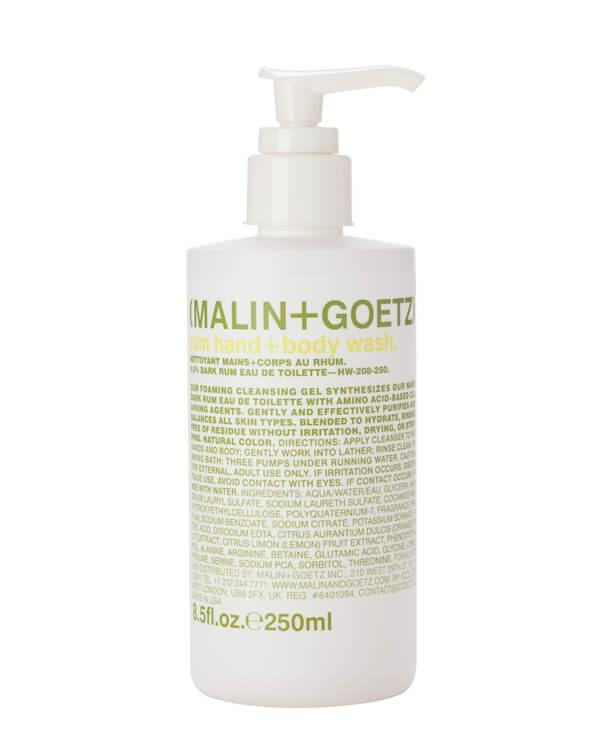 Rum Body Wash van (Malin+Goetz) @COSMANIA