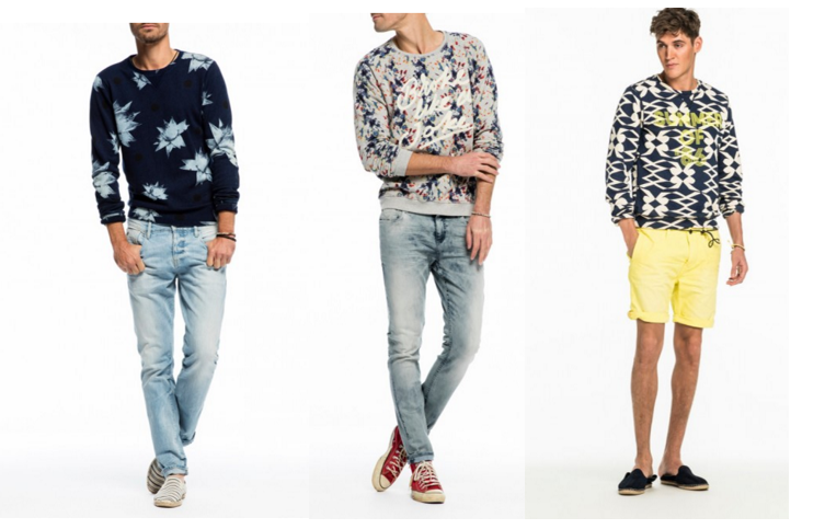 Scotch and Soda collage