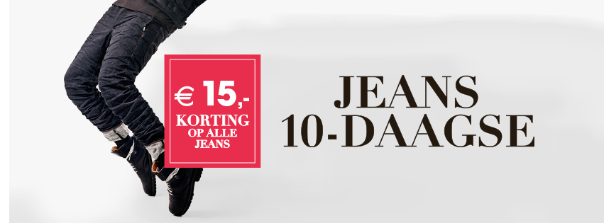 Jeans 10-daagse
