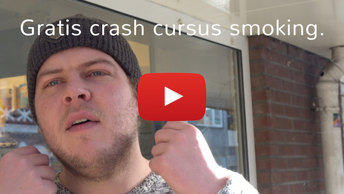 Gratis crash cursus smoking