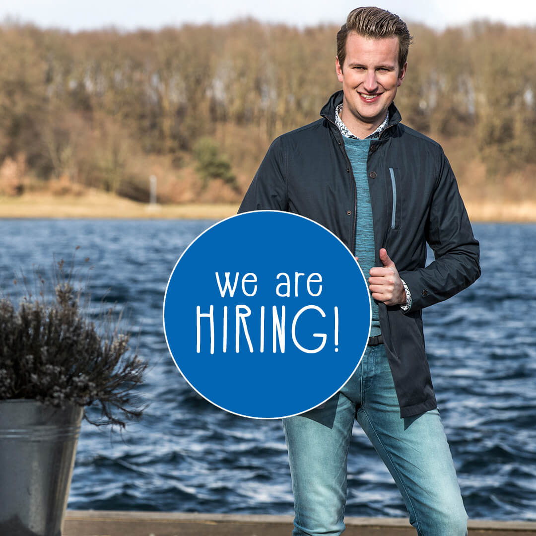 We are hiring - Fashionspecialist herenafdeling (M)