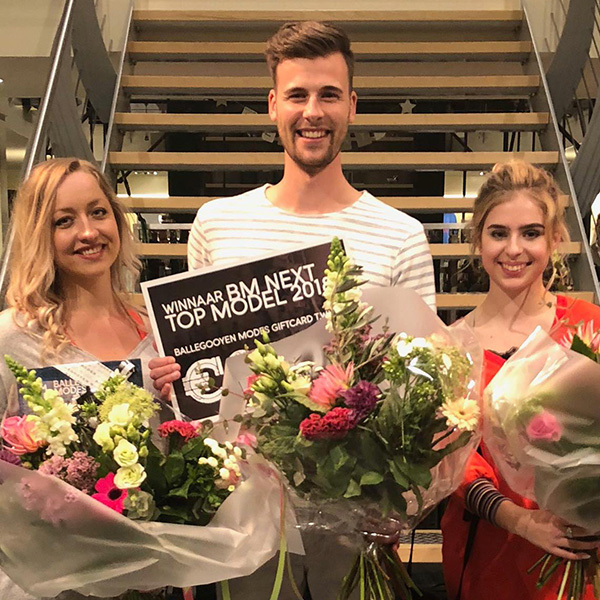 Marec Kant winnaar van BM Next Top Model 2018