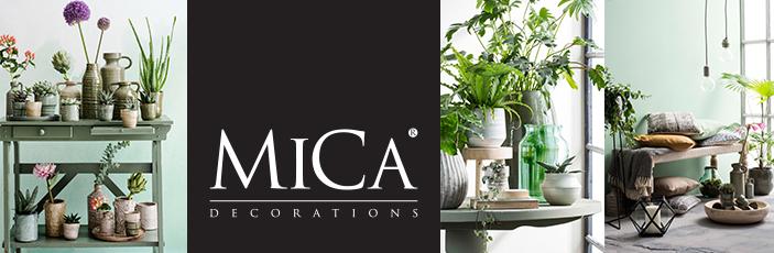 bekijk en bestel hier online de nieuwste collecties van mica met de producten van mica geeft u uw interieur in een handomdraai
