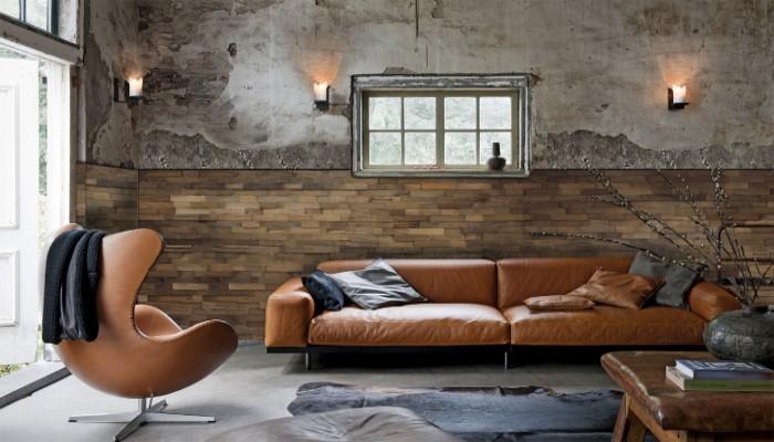 Houten Wandpanelen Slaapkamer : Wat te doen met houten wandpanelen kluswijs