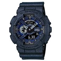 Casio G-Shock GA-110DC-1AER Denim Limited