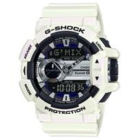 Casio G-Shock GBA-400-7CER G'Mix Rotary Switch
