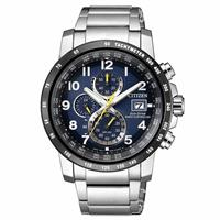 Citizen AT8124-91L Eco Drive Radio controlled