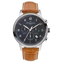 Fromanteel 0702 Globetrotter Chrono Midnight Black