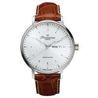Fromanteel generations day date white cognac