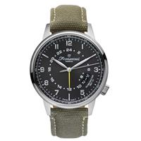 Fromanteel GMT black canvas green