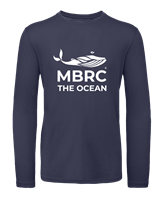 MBRC LONG SLEEVE - MAN - NAVY BLUE