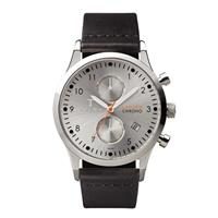 Triwa horloge Stirling Lansen Chrono black