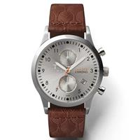 Triwa Stirling Lansen Chrono Brown Deco classic
