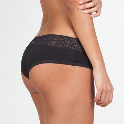 Daisy Cheeky Black