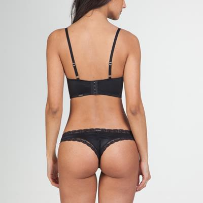 Chloe Thong Black