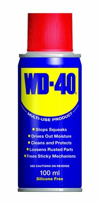 WD-40 multi spray 100 ml.