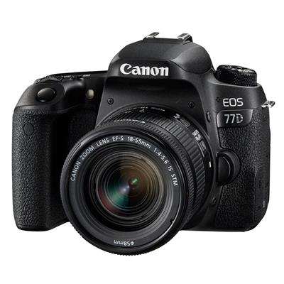 Canon EOS77D + 18-55mm f/4.0-5.6 IS STM